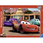 PUZZLE CARS, 37 PIESE - RAVENSBURGER (RVSPC06766)