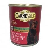 Carnevale Dog Conserva Mistret/Coacaze/Ulei In 800 G