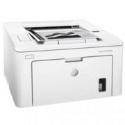 Лазерен принтер HP LaserJet Pro M203dw, монохромен, 1200 x 1200 dpi, 28 стр/мин, Lan 100, Wi-Fi 802.11n, USB, A4, двустранен печат