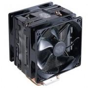 Охладител cooler master hyper 212 led turbo black, cm hyper 212 led turbo black