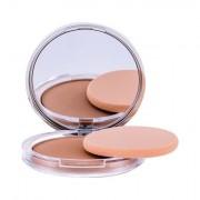 Clinique Stay-Matte Sheer Pressed Powder Mattierender Kompaktpuder 7,6 g Farbton 03 Stay Beige für Frauen