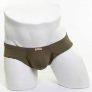 MIIW Micro Cheek Bikini Underwear Khaki 2027-26