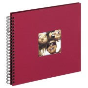 Walther Fun red 30x30 50 pages (black) SA110R