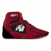 "Gorilla Wear Chicago High Tops - Red/Black ""Limited"" - Maat 37"