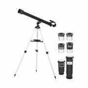 Lunette astronomique - Ø 60 mm - 900 mm - Trépied inclus