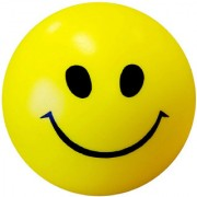 GENERIC Stress Relief Smiley Soft Ball Set of 1 PC