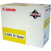 CANON C-EXV 21 Toner Cartridge, Yellow (CF0455B002AA)