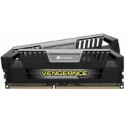 Corsair 16 GB DDR3-RAM - 1600MHz - (CMY16GX3M2A1600C9) Corsair Vengeance Pro Black Kit CL9