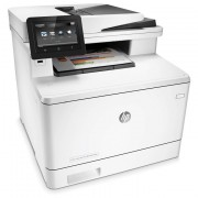 Impressora HP Color LaserJet MFP M477fdw Printer