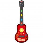 Juguete De Guitarra 360DSC 908A - Rojo