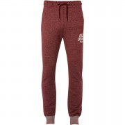 Crosshatch Men's Truman Sweatpants - Sun Dried Tomato Marl - XXL - Red
