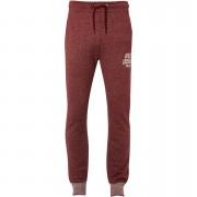 Crosshatch Men's Truman Sweatpants - Sun Dried Tomato Marl - XL - Red