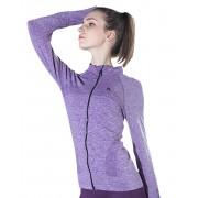 Jacheta dama sport fitness culoare mov L (40)