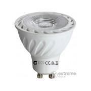 Global GU10COB6W Led lampa (GU10, 480 Lm, 3.000K, 6W, topli bijeli)