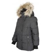 Lindberg Seefeld Jacket Anthracite Vinterjacka Barn Junior Lindberg