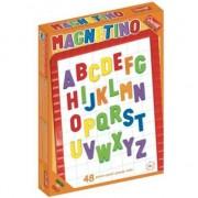 Tablita magnetica Quercetti cu litere colorate