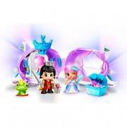 Famosa Pinypon - Carroza con Princesa y Príncipe