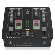 Behringer VMX100USB Mezclador de DJ de 2 canales