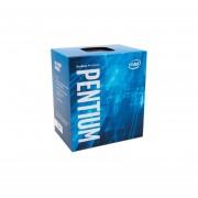 Procesador Intel Pentium G4600 De Séptima Generación, 3.6 GHz Con Intel HD Graphics 630, Socket 1151, Caché 3 MB, Dual-Core, 14nm. BX80677G4600