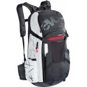 Evoc FR Trail Unlimited 20l Mochila protectora Negro Blanco S