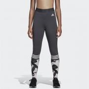 Adidas Performance Leggings Athletics Sport ID DU0226Cinzento- S