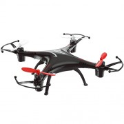 Mini Drona S49 Quadcopter Series 2.4Ghz Cu Led Negru STAR