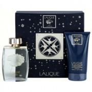 Lalique Pour Homme Lion lote de regalo IV. eau de parfum 125 ml + gel de ducha 150 ml