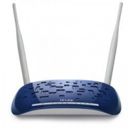Router wireless ADSL2+ TD-W8960N 300Mbps TP Link - 401311