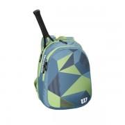 Rucsac Wilson Junior Backpack, copii, albastru/verde