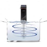 Stick pentru gatit Sous - Vide CASO DESIGN SV 300, 800W, Capacitate incalzire 15 litri, Timer, Temperatura ajustabila 0.5 - 90 °C , Display digital, Negru/Inox