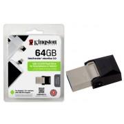 USB Memory 64GB DataTraveler microDuo USB 3.0 micro USB OTG (DTDUO3/64GB)