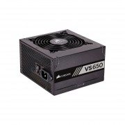 Fuente de Poder Corsair VS650 de 650W, ATX, 80 PLUS White. CP-9020172-NA