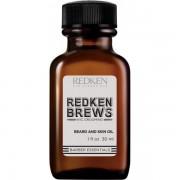 Redken Brews Beard and Skin Oil 30 ml
