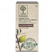 Omnia botanica - crema viso idratante e nutriente con olio di argan purissimo 50 ml