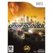 Blue City Need For Speed - Undercover Wii