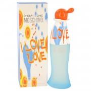 I Love Love by Moschino Eau De Toilette Spray 3.4 oz