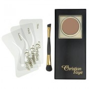 Christian Faye Eyebrow Make-up Kit Bronze