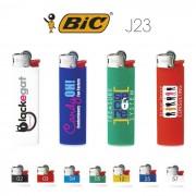Mecheros BIC Slim J23 personalizados
