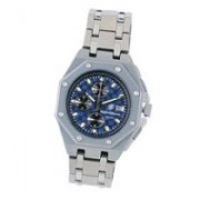 Smith & Wesson Titanium Chronograph Watch Blue SWW-10