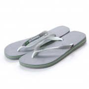 【SALE 20%OFF】ハワイアナス havaianas BRASIL MIX (steel grey/white/white) レディース メンズ