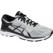 Asics Gel-Kayano 24 (2E) Running Shoes For Men(Silver, Black, Grey)