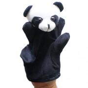 Yoyorule Baby Child Zoo Farm Animal Hand Glove Puppet Finger Sack Plush Toy (Panda)