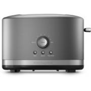KitchenAid 1TUOYCP1S1Z5 500 W Pop Up Toaster(Silver)