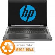 """HP EliteBook 8760W, 43,9 cm/17,3"""", Core i5 (generalüberholt, 2. Wahl)"""