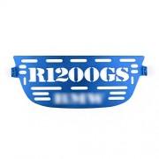 Tradico® Aluminium Oil Cooler Guard Fit for BMW R1200GS R 1200 GS 2006-2012 Blue BS1