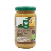 Gem de portocale si ghimbir fara zahar, fara pectina,220 grame
