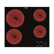 Whirlpool Placa de Vitrocerámica WHIRLPOOL AKT 8090/NE (Eléctrica - 58 cm - Negro)