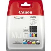 Canon CLI-551 B/C/M/Y - 6509B008