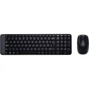 Logitech MK220, Черен