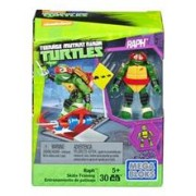 Jucarie Mega Bloks Teenage Mutant Ninja Turtles Raph Skate Training Pack